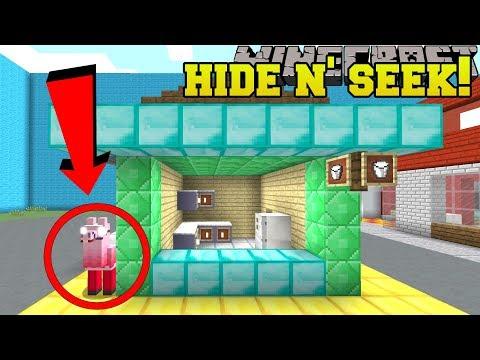 , title : 'Minecraft: LOOT LLAMAS HIDE AND SEEK!! - Morph Hide And Seek - Modded Mini-Game'