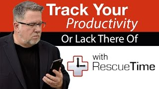 RescueTime - Your Time Management Snitch and Productivity Pal