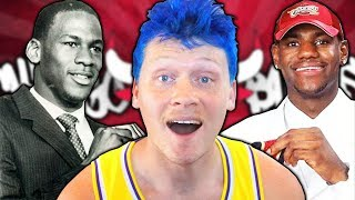 I PUT MICHAEL JORDAN IN THE 2003 DRAFT CLASS AND THIS IS WHAT HAPPENED! NBA 2K19