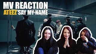 ATEEZ(에이티즈)   'Say My Name' Official MV Reaction By AiSh!¿ (아이씨)