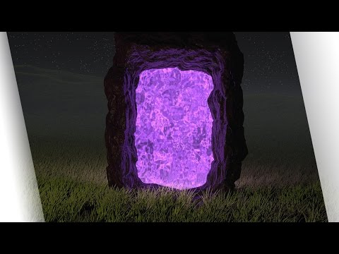 Minecraft: Through the Nether Portal