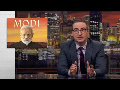 Indický premiér Módí