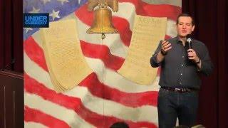 Ted Cruz Slams DNC on Debate Schedule