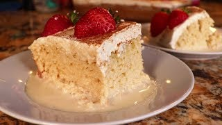 Easy and Delicious Tres Leches Cake