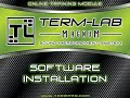 Term-LAB Magnum Software Installation