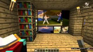 Как сделать потайную дверь в MineCraft