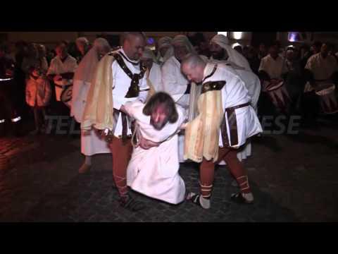 Preview video Ivrea: Sacra Rappresentazione Medioevale della Passione di Cristo