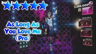 Dance Central Spotlight - As Long As You Love Me (DLC) - Pro Routine - 5 Gold Stars