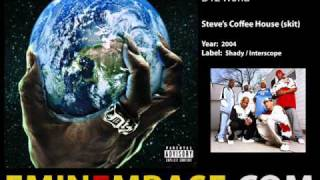 D12 - Steve's Coffee House (skit)