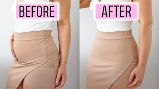 HOW TO WEAR BODY SHAPERS & SPANX | GET SLIM THIGHS, BUTT