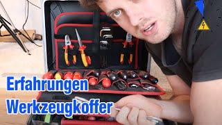 Elektro Werkzeugkoffer - Meine Erfahrungen