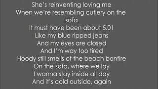 Ed sheeran sofa lyrics