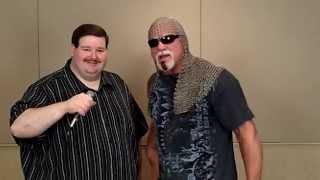 Scott Steiner – Fan Wrestling Promo – January 29, 2012