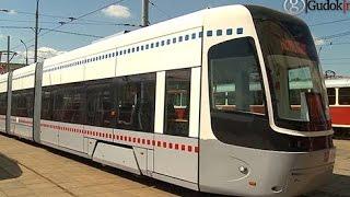 В Москве появятся трамваи нового поколения