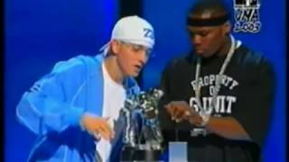 Eminem & 50 Cent   Best Rap Video (In Da Club) [MTV VMA 2003]
