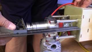Installing a Gas Engine