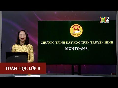 MÔN TOÁN - LỚP 8 | ĐẠI SỐ: ÔN TẬP CHƯƠNG III | 10H00 NGÀY 10.04.2020 | HANOITV