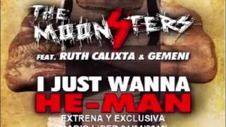 The Moonsters Feat. Ruth Calixta & Gemeni - I Just Wanna He-Man EXTRENA @ RADIO LIDER 01-04-2015