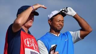 Tiger Woods British Open Golf 2018
