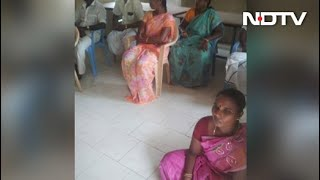 """Due To Caste"": Woman Panchayat Leader Made To Sit On Floor For Meeting - Download this Video in MP3, M4A, WEBM, MP4, 3GP"