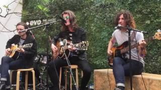 Blossoms   Charlemagne (Acoustic)   Live @ Vevo For The Great Escape 200516