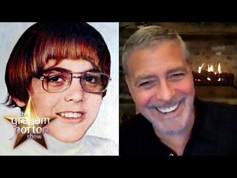 George Clooney o dětství a dětech - The Graham Norton Show