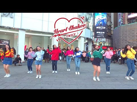 [KPOP IN PUBLIC CHALLENGE] TWICE트와이스 'Heart Shaker' Dance Cover by KEYME