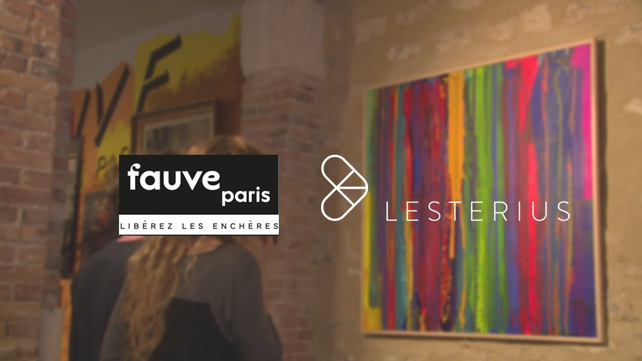 A modernised and more accessible vision of auction sales - FauveParis
