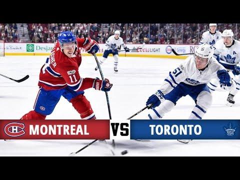 Montreal Canadiens vs Toronto Maple Leafs | Season Game 5 | Highlights (14/10/17)