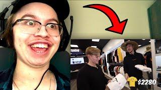 I Gave My Credit Card To Random People | Mr Beast - Reaction