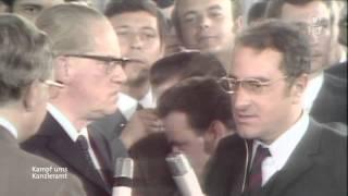Herbert Wehner Interview Wahlabend 1969