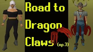 Zerker PKing in BH and PvP Worlds |Road to Dragon Claws(R2D ep3)| (OSRS)