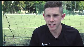 Interview with Kieran Chell – Academy Referee