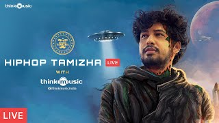 Hiphop Tamizha Live on Think Music - Naa Oru Alien ???? Announcement