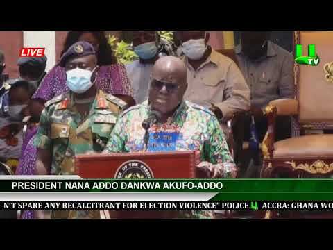 Ashanti Region Has Seen Massive Dev't Under My Term' -President Akufo Addo