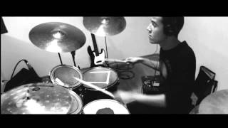 The end of the eternity _ Time of Grace ( drum cover )