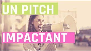 Parce qu'un pitch mal préparé peut rimer avec opportunité ratée !