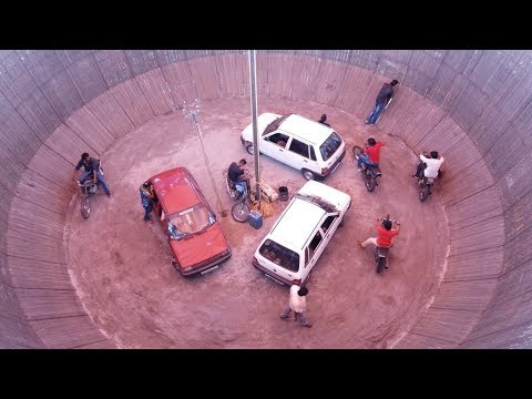 Download Maruthi Car And Motor Cycle (Bike) Circus/Stunts.. HD Mp4 3GP Video and MP3
