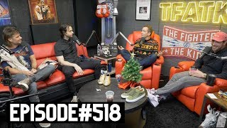 The Fighter and The Kid - Episode 518: Chris D'Elia and Theo Von