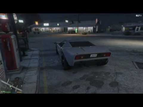 Grand Theft Auto V Builds  Vapid Bullet Ford Gt