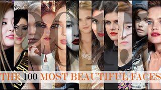 Роберт Паттинсон и Кристен Стюарт, 100 самых красивых женских лиц 2015 года по версии канала TB WORLD
