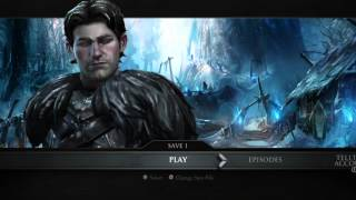Game of Thrones: A Telltale Games Series Main Menu Theme Song (Repeated and Extended)