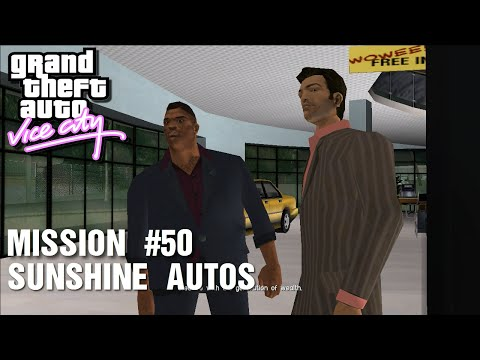 Download Gta Vice City Mission 49 Sunshine Autos | MP3