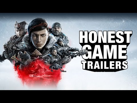 Honest Game Trailers | Gears 5