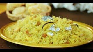Jaggery Rice Recipe   Gur Ke Chawal   Gur Rice   gur ke meethe chawal