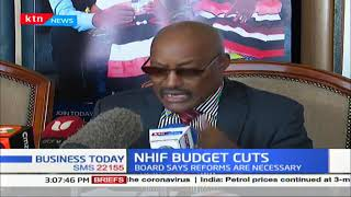 NHIF introduces measures to curb corruption as it cuts budget