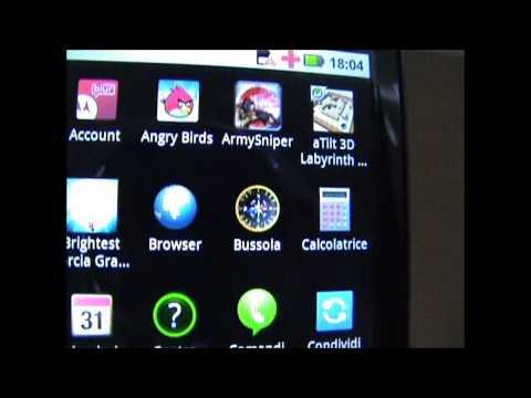 Recensione Video Motorola Milestone 2