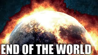 The End Of The World Is Tomorrow?