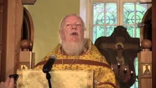 Проповедь на неделю 1-ю по Пятидесятнице. Всех святых
