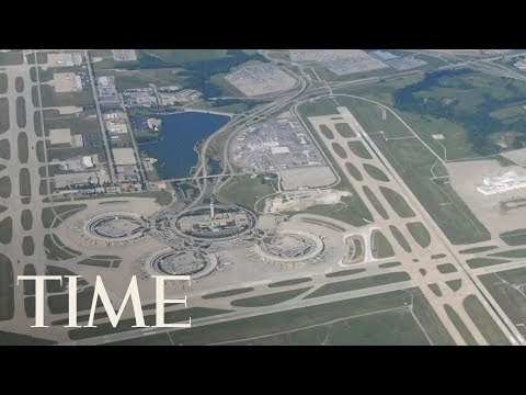 Man's Body Sat Undiscovered In Truck For Eight Months At Kansas City Airport | TIME